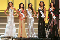 Miss Universe Betting